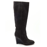 Tod's ladies high boot XXW0LL08820ZP0B999 - Rich In Apparel