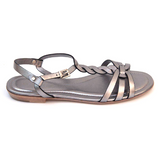 Tod's ladies flat sandal XXW0MD0A060SV0B210 - Rich In Apparel