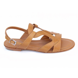 Tod's ladies flat sandal XXW0MD0C280D90S405 - Rich In Apparel