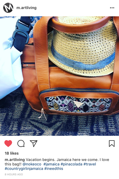 journey bag regram