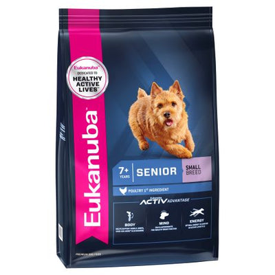 Eukanuba™ Senior Small Breed 3kg