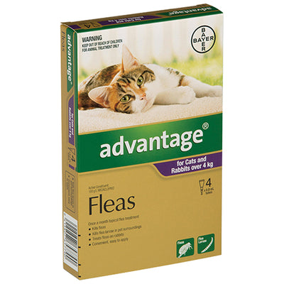 Advantage for Cats over 4Kg