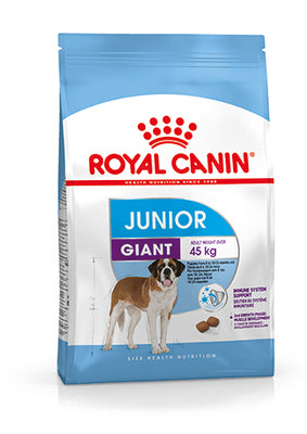 Royal Canin Giant Breed Junior 15kg Dog Food