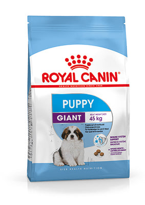 Royal Canin Giant Breed Puppy 15kg Dog Food