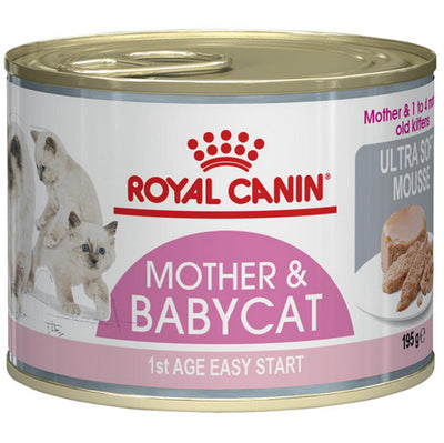 Royal Canin Mother and Baby Cat 195gm Cat Food