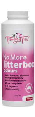 No More Litterbox Odour Powder 500g Pet Accessories
