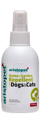 Aristopet House Hold Repel Spray 125ml Pet Health