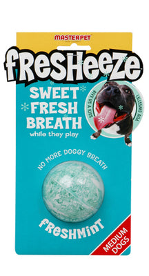 Fresheeze Mint Ball Pet Accessories