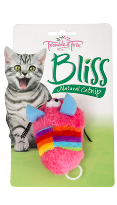 Trouble & Trix Bliss Vibro Mouse Pet Accessories