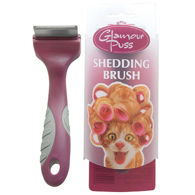 Glamour Puss Shedding Brush