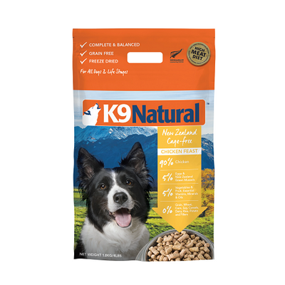 K9 Natural Freeze Dried Chicken Feast Dog Food Dog Food