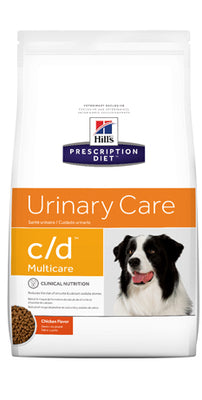 Hills Prescription Diet Canine c/d Vet Food