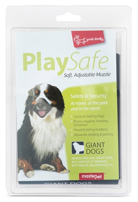 Soft Muzzle Giant Pet Accessories