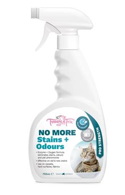 No More Stains + Odours 750ml