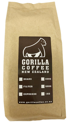 Gorilla Conservation Coffee Pet Accessories
