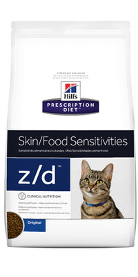 Hills Prescription Diet Feline z/d Vet Food