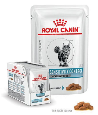 Royal Canin Cat Sensitivity Control Sachets 85g