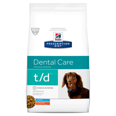 Hills Prescription Diet Canine t/d Small Bites 2.25kg