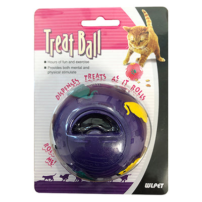 Cat Treat Ball Pet Accessories