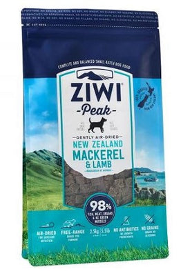Ziwi Peak Air-Dried Mackerel & Lamb 454gm Dog Food