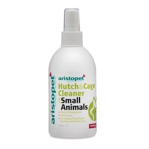 Small Animal Clean Up & Odour Control