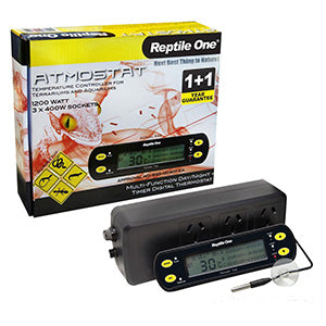 Reptile Enclosure Thermometers & Gauges