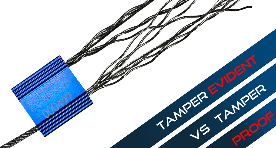 Tamper Evident VS Tamper Proof - Which is correct?