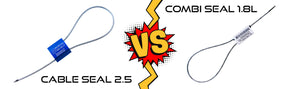 Battle of the Wire Seals: Cable Seal vs Combi Seal