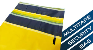 MultiTape Security Tamper Evident Bag - Now Available