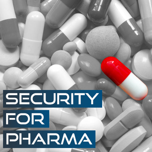 The Role of Tamper Evident Security in the Pharmaceutical Industry
