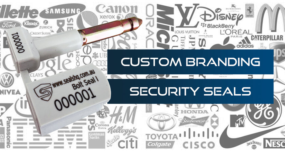 Why should you brand your Security Seals?