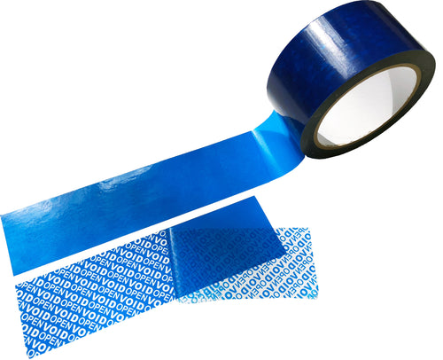 Security Tape | 50mm wide x 50m
