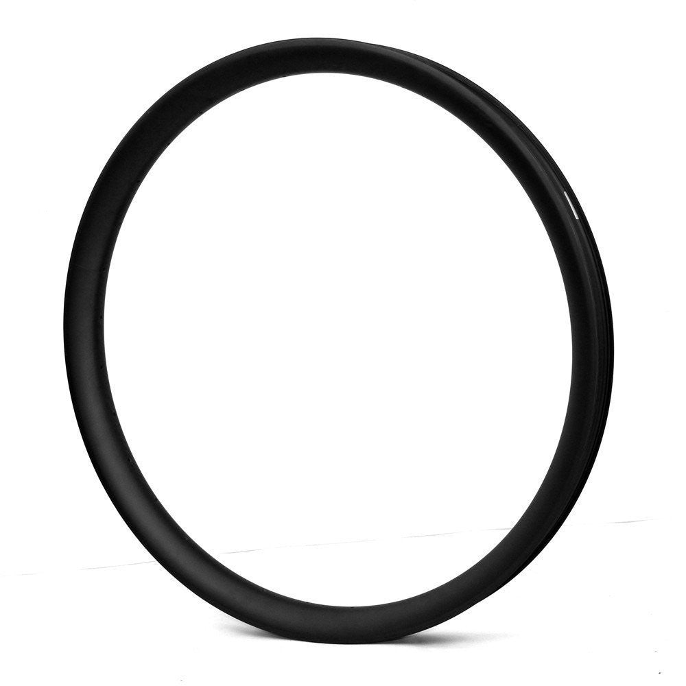 "[OX26DH40]  26"" DH 40mm Width Carbon Fiber  MTB  Rim Tubeless Compatible FREE SHIPPPING"