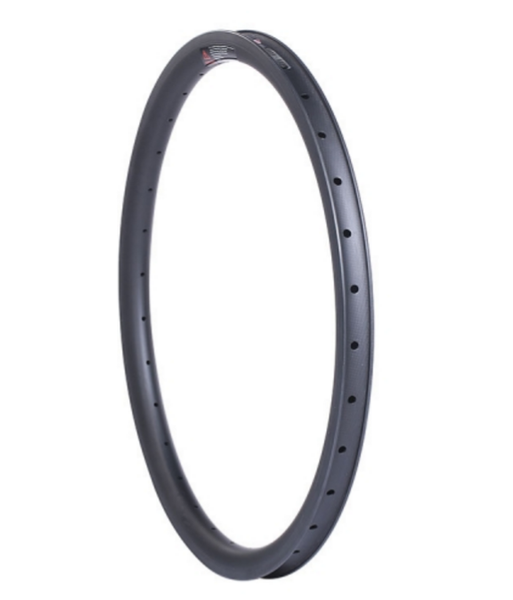 BMX 24inch 507 30mm width 30mm depth Clincher carbon fiber rim FREE SHIPPING