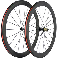 Carbon road wheelset  50mm 23mm super light R13 HUB