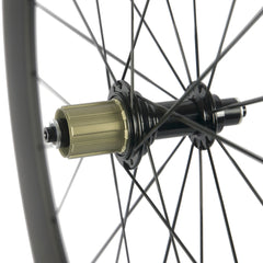 carbon road wheelset 60mm clincher free shipping
