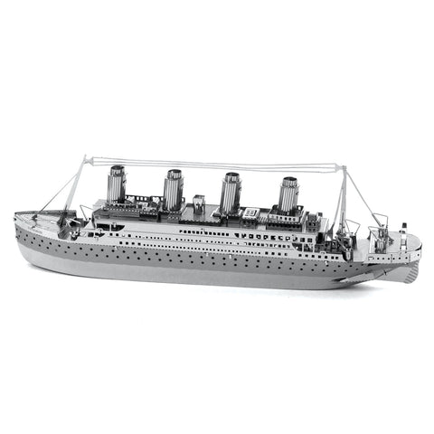 Metal Earth 3D Kit Titanic