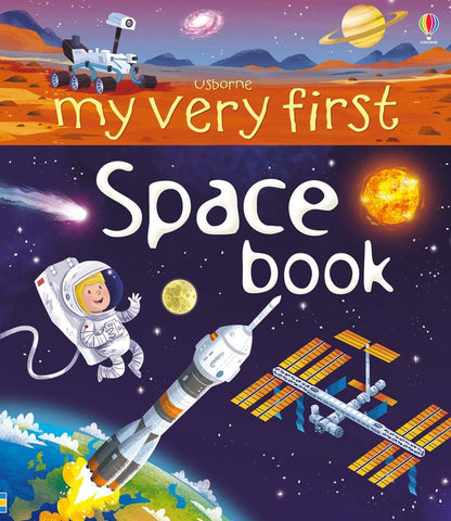 My Very First Space Book - Usborne