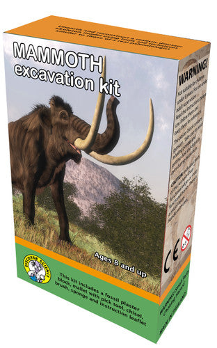 Mammoth Excavation Kit