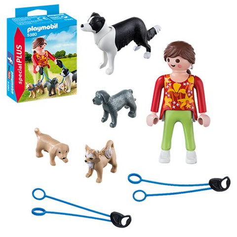 Playmobil - Dog Walker (5380)