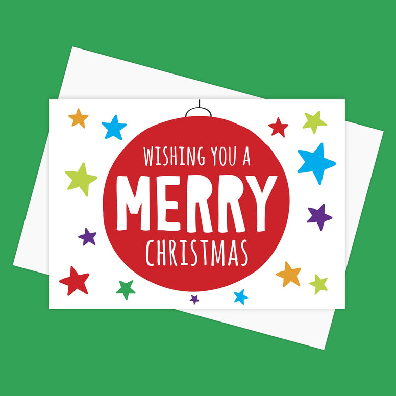 Greeting Card – XMAS