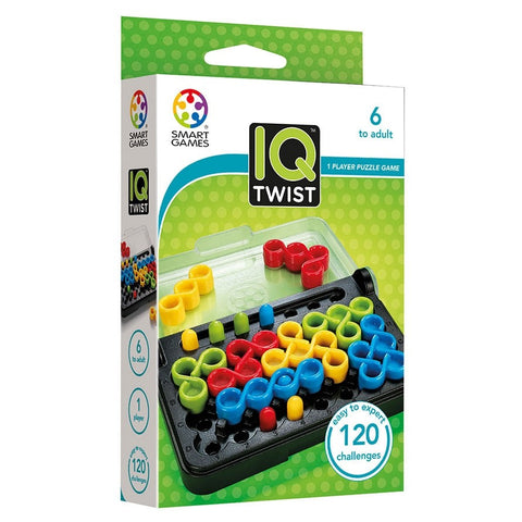 IQ Twist Game - Smart Games