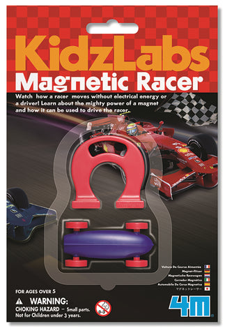 4M Magnetic Mighty Racer - Kidzlabs