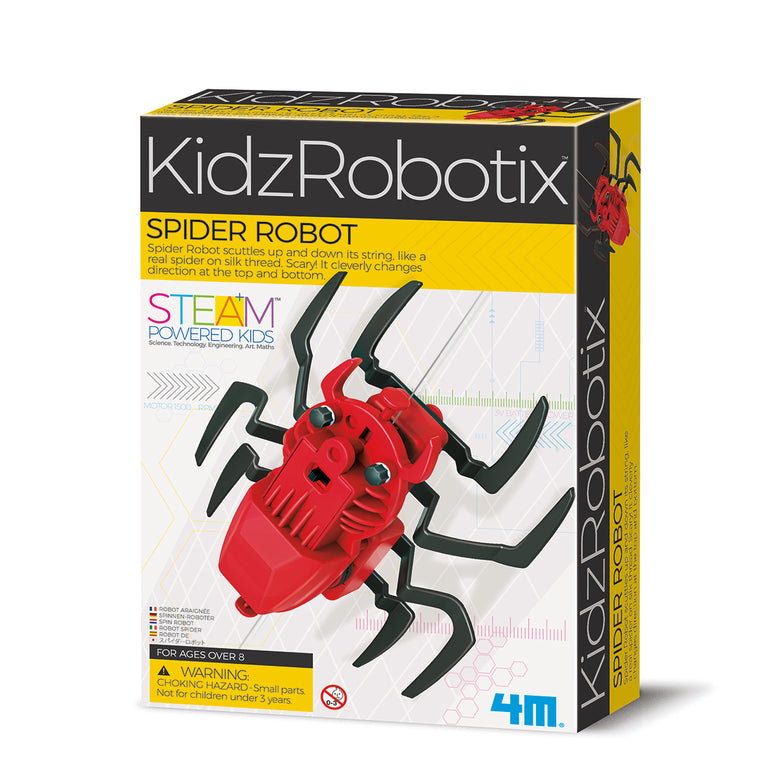 4M - Robotic Spider Kit