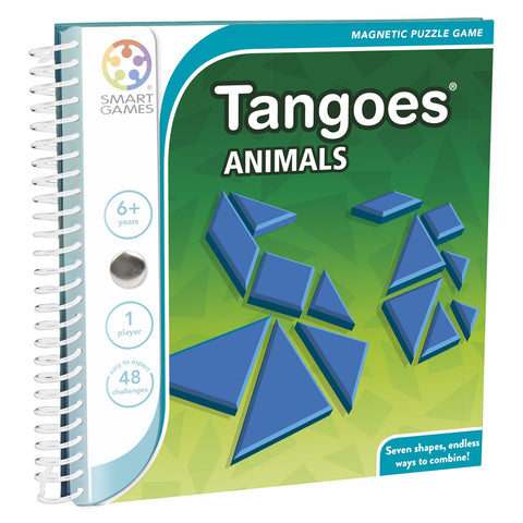 Tangoes Animals -  Magnetic Puzzle Game
