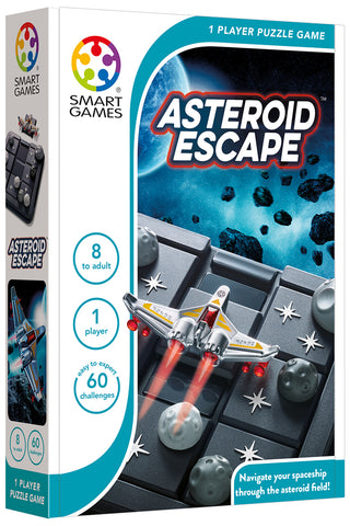 Asteriod Escape - Smart Games