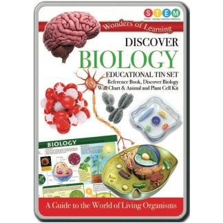 Discover Biology Educational Science Kit