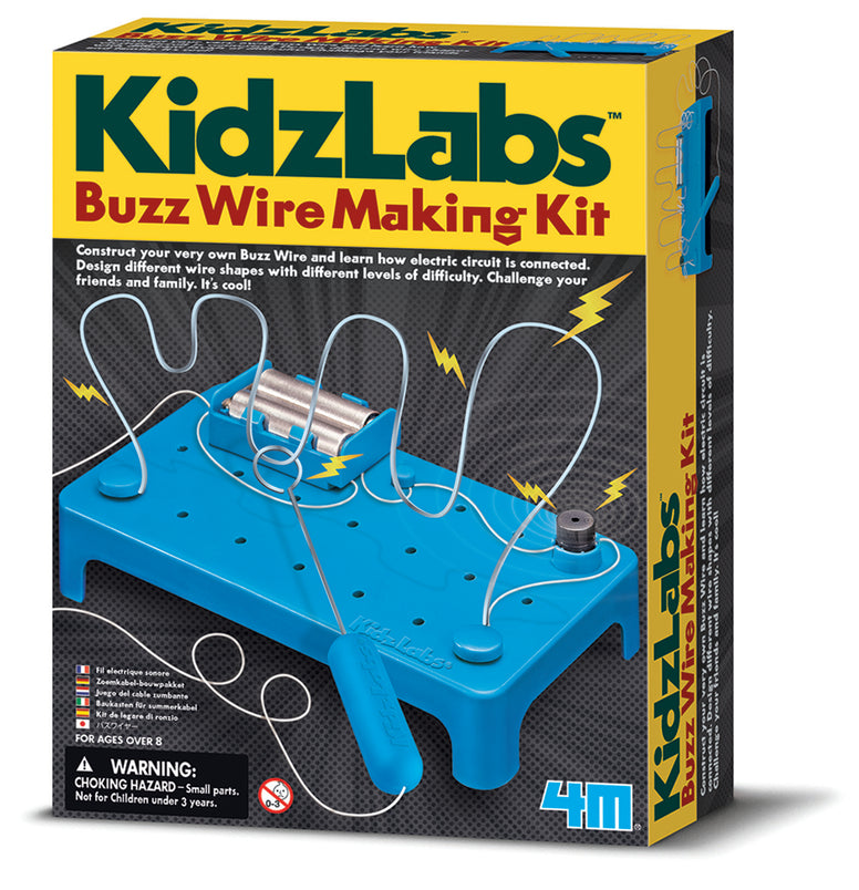 4M Kidz Labs - Buzz Wire Making Kit