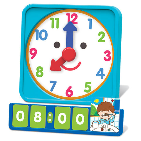 4M Thinking Kits - My First Learning Clock
