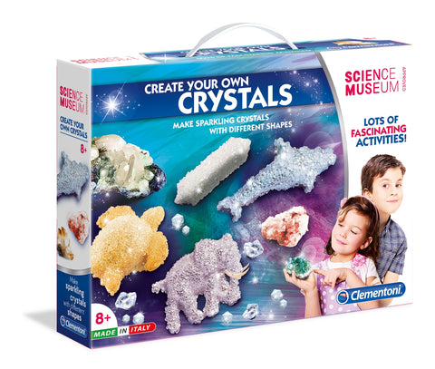 Create Your Own Crystals Kit - Clementoni